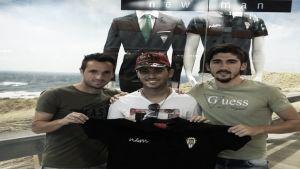 El Córdoba CF y la empresa N&M siguen unidos en la presente temporada