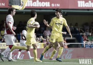 Fotos e imágenes del Villarreal CF 4 - 2 Rayo Vallecano, de la 4º jornada de la Liga BBVA