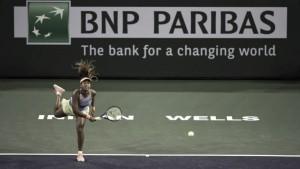 Osaka intratable ante Sharapova