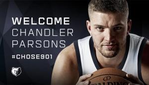 Chandler Parsons, el LeBron de Fizdale