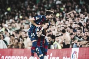Análisis postpartido: Real Betis - Levante