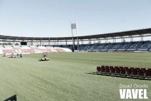La UD Almería ultima aspectos tácticos antes de enfrentarse al Getafe