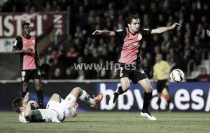 Elche - UD Almería: puntuaciones Almería, Jornada 26 Liga BBVA