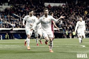Resumen Sevilla 3 - 2 Real Madrid en LaLiga 2018