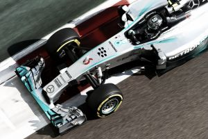 GP Abu Dhabi, Rosberg conquista l'ultima pole stagionale