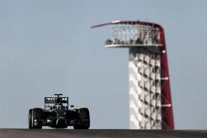 Austin, splendida pole position per Rosberg