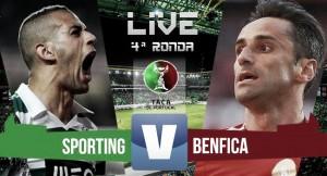 Resultado Sporting de Portugal - Benfica (2-1): los leones lanzan su tercer zarpazo