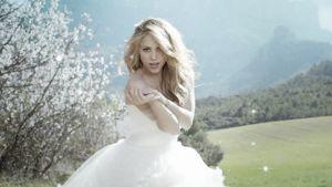 Shakira se viste de novia en 'Empire'