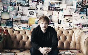 La nueva banda sonora de Ed Sheeran