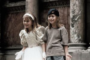 Mary Kate y Ashley, las gemelas Olsen