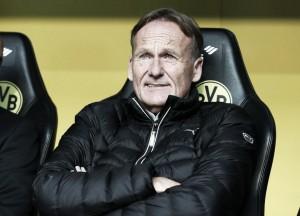 Watzke plantea volver a la cima al Borussia Dortmund