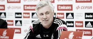 """Ancelotti: """"Necesitamos nuestro mejor equipo y hacer el mejor partido posible para ganar"""""""