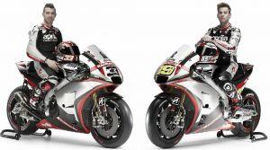 MotoGP, presentata la nuova Aprilia