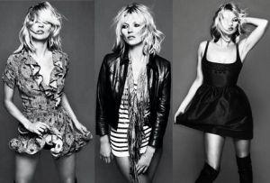 Kate Moss se lanza con Topshop