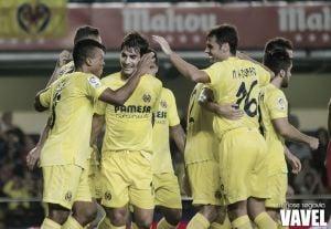 Fotos e imágenes del Villarreal 2 - 0 Almería, de la 8ª jornada de Liga BBVA
