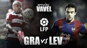 Previa Granada CF - Levante UD: la permanencia en juego