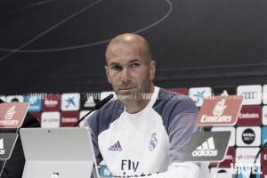 """Zidane, sobre Bale: """"Está claro que tiene algo, no vamos a arriesgar"""""""