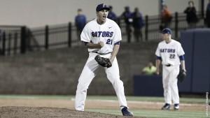 Dominant Alex Faedo leads #12 Florida Gators past #24 South Carolina Gamecocks in SEC pitcher's duel