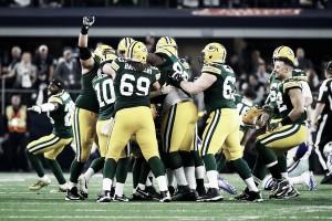 Mason Crosby nails 51-yard field goal and Green Bay Packers topple Dallas Cowboys 34-31