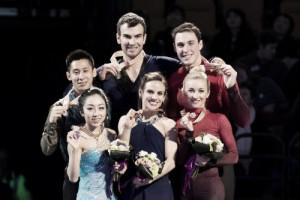 Mondiali Boston, nell'artistico si confermano Duhamel-Radford