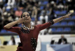 Viviana Osorio la tercera mejor del mundo de patinaje artístico