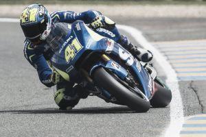 MotoGP, Barcellona: Aleix Espargaró primo nelle seconde libere