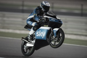 Losail, Moto3: prima pole della stagione per Fenati