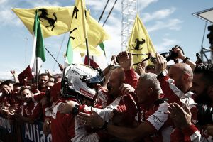 """Ferrari, la forza del lavoro di squadra. Arrivabene: """"Abbiamo mantenuto la calma"""""""