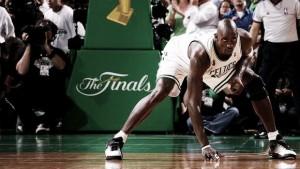 """Kevin Garnett, de """"el chico"""" al más fiero competidor de la NBA"""