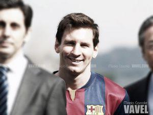 """Messi: """"Ahora estamos en otra dinámica, nos sale todo"""""""