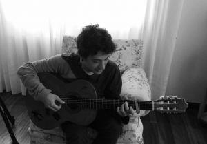 """Andrés Gil: """" La música es algo muy importante en mi vida"""""""
