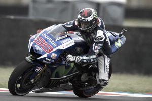 Jerez, ancora Lorenzo nel secondo turno di libere
