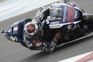 Jerez, splendida pole con record per Jorge Lorenzo