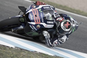 "Jerez, Lorenzo: ""Bravo Vale. Per la gara siamo a posto"""