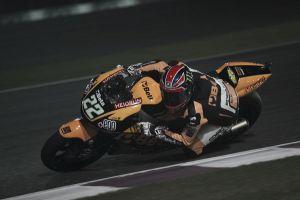 Moto2, Losail: Lowes per la prima volta in pole, Rabat è terzo