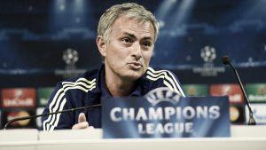 """José Mourinho: """"El resultado es lo que importa"""""""