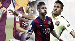 Neymar, en busca de la redención