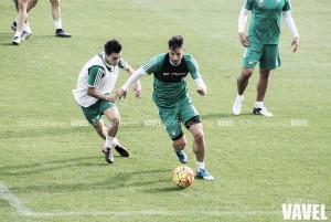 Petros vuelve al grupo; Joaquín y Ceballos al margen