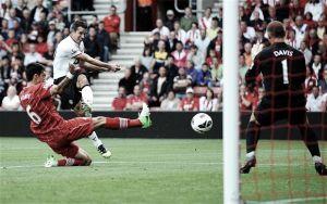 Manchester United vs Southampton en vivo online (0-1)