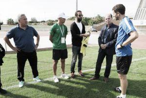 El futuro del fútbol egipcio pasa por Málaga
