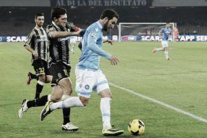 Diretta Napoli - Udinese, risultati live di Coppa Italia