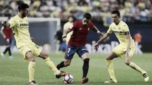 Sporting y Osasuna, dos de los de abajo