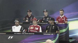 Formula 1, le dichiarazioni dei piloti nella conferenza stampa a Spa