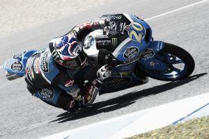 Jerez, Moto3: prima pole per Quartararo