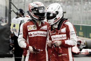 """Austria, ottimismo Ferrari. Vettel: """"Primo nonostante tutto"""". Raikkonen: """"Giornata positiva"""""""