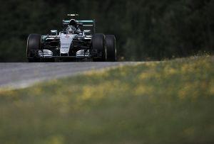 Austria, prove libere 1: Rosberg davanti a tutti