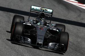 Barcellona, Rosberg in testa anche nella terza sessione di prove libere