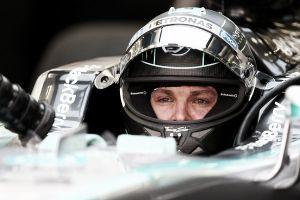 Barcellona, si comincia dalle Mercedes. Rosberg in testa nelle prime libere