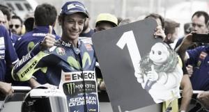 """Jerez, soddisfazione Rossi: """"Abbiamo lavorato tanto, siamo competitivi"""""""