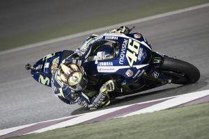 Losail, splendido Rossi vince una combattuta gara. Ducati sul podio